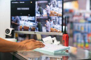 CCTV footage monitoring