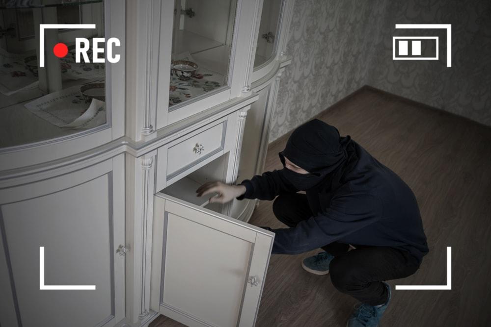 Robbery recording